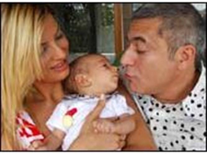 İşte Ali Sadi bebek